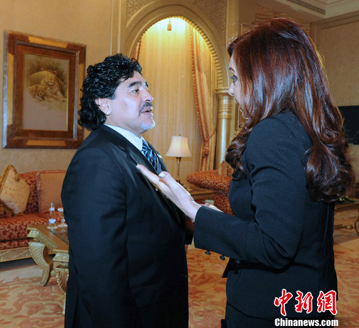 阿根廷女总统 阿根廷现任女总统 阿根廷女总统克彻娜