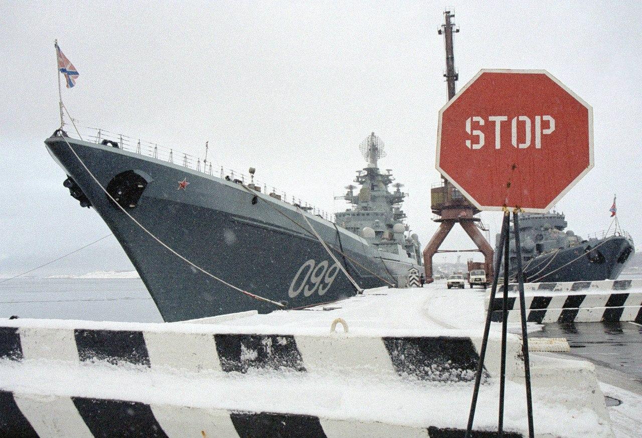 世界 核动力/俄罗斯海军目前还保有核动力巡洋舰作为海上主要力量,虽然这些...