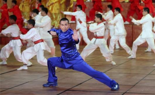 ...的武术节目《少年中国》成春晚最大亮点为全球观众奉上了一...