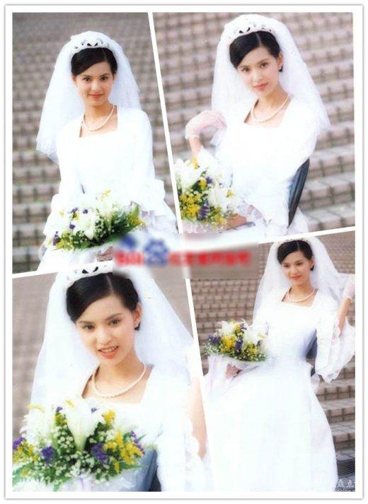 李若彤图片