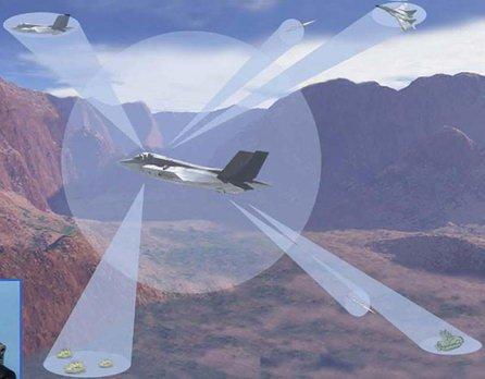 f-35装备新型光电探测器