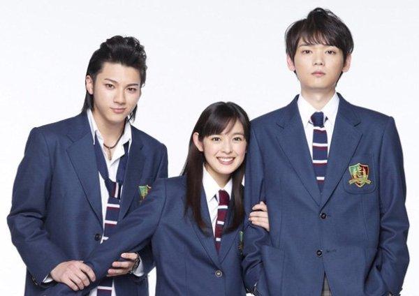 日本再翻版《恶作剧之吻》 最嫩湘琴+最丑直树