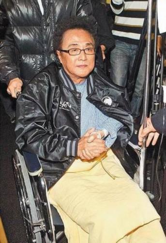 徐风成抗癌斗士 资料图