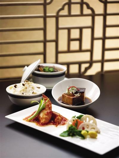 新加坡航空推全新中式美食