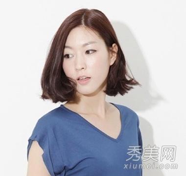2013-04-10  责任编辑: 余乐   2013春夏韩式烫发发型 流行高清图片