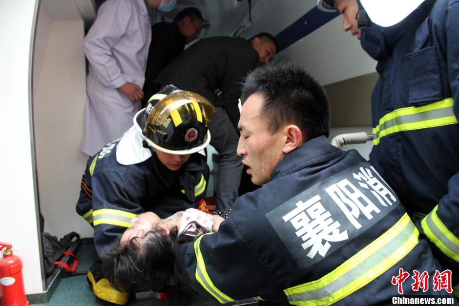 湖北襄阳一酒店火灾致11死50人受伤 - 高山松 - gaoshansong.good 的博客
