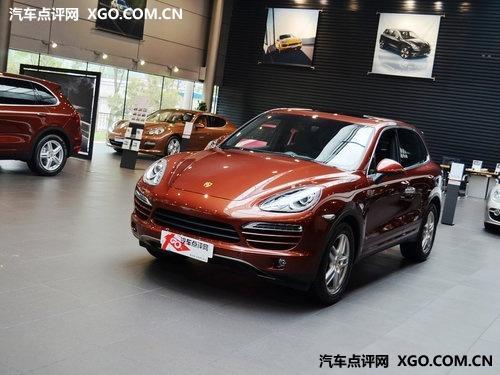 上海 保时捷卡宴优惠30万元 有现车在售高清图片
