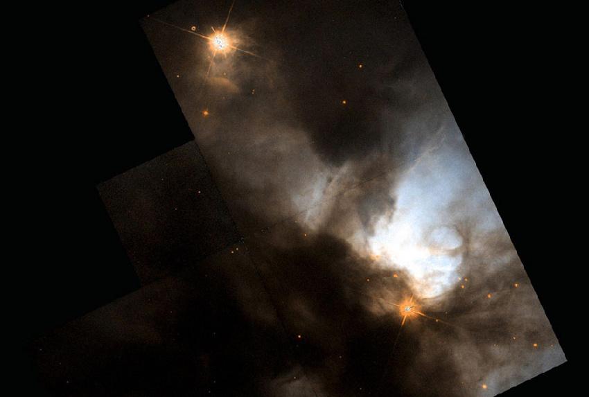 哈勃太空望远镜拍 天国世界 高清组图
