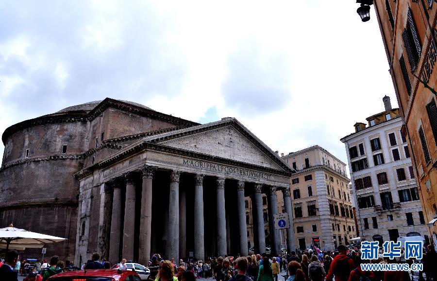 探访永恒之城罗马 一座城 一座露天博物馆