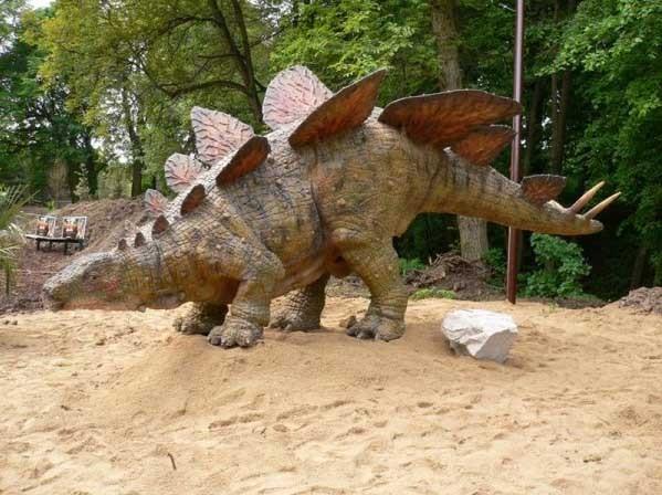 盘点10大恐龙 美人 霸王龙是顶级捕食者