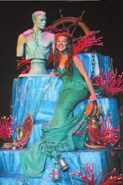 美国潘多斯儿童剧团版 小美人鱼 将在保利剧院上演