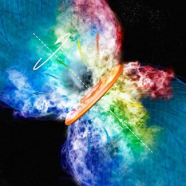地球 太空/最新太空图片回顾:吸血鬼恒星堪称宇宙炸弹