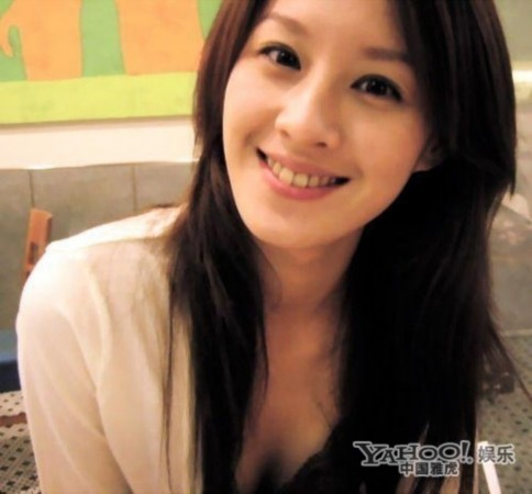 郭碧婷郭采洁 美貌却名气不大的台湾女星  (26)