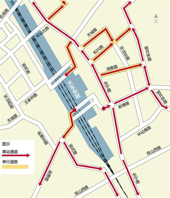萧山地铁 号线地图