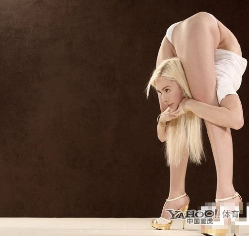 围观各国美女挑战人体极限的精彩柔术组图