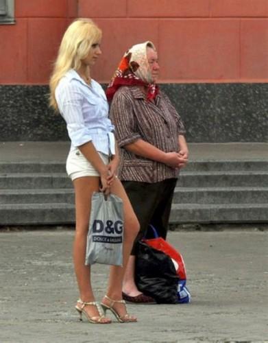 全球十大美女城市乌克兰居首/图