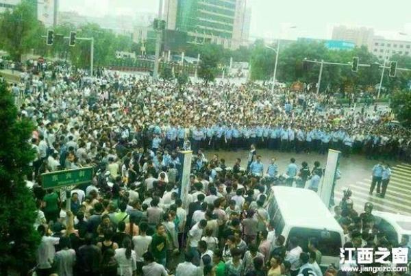官方称陕西神木县群众聚集事件已平息