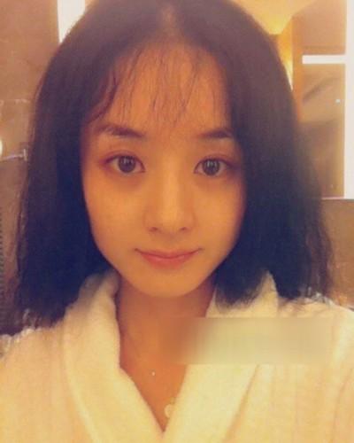 张雨绮白百合 女星谁是素颜美人