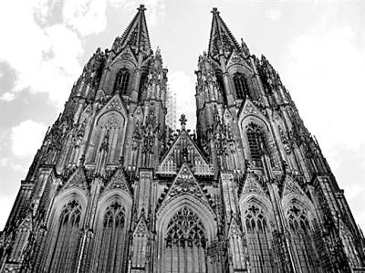 德国科隆大教堂