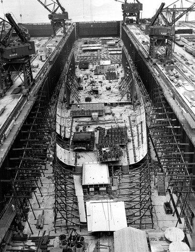 1024核工厂-要是按照一般人的看法,纽波特纽斯造船厂既然具有美国乃至世界唯一