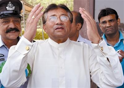 原标题:巴基斯坦前总统穆沙拉夫重获自由   原标题:穆沙拉...