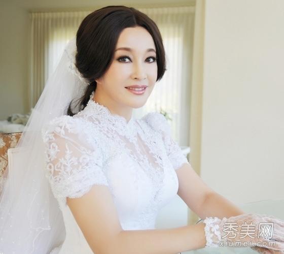 刘晓庆未整容前的照片 61岁刘晓庆真实年龄 刘晓庆吓人素颜照片(点