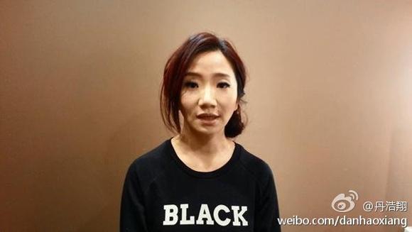 陶晶莹哽咽向湖南卫视道歉 曾透过中间人接洽