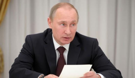 普京于宪法日发表年度国情咨文