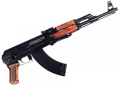 卡拉什尼科夫AK 47突击步枪的演化过程