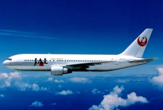 日本航空飞机的写真史