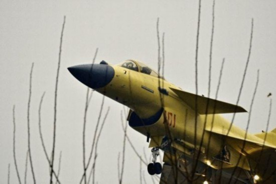 2013年中国战机总量达1453架 位居世界第二