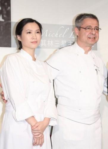 台湾美女主厨陈岚舒夺亚洲最佳女厨师组图