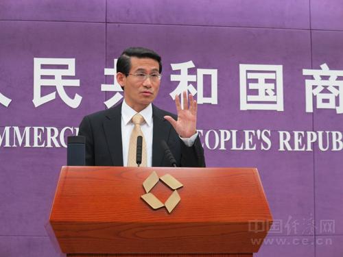 商务部:望美国客观、公正对待中国企业和产品