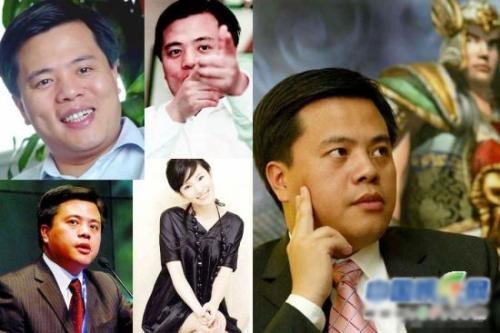 刘强东恋奶茶妹 亿万富豪背后女人