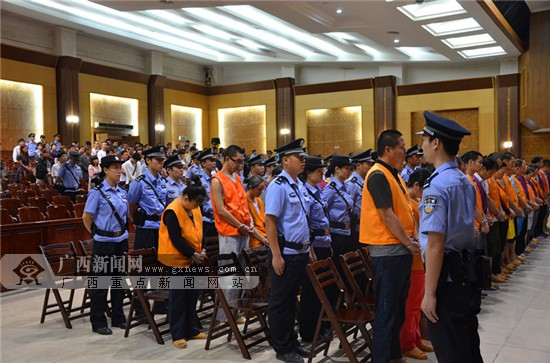 广西一号传销大案侦破 抓捕高层291人 中国新闻