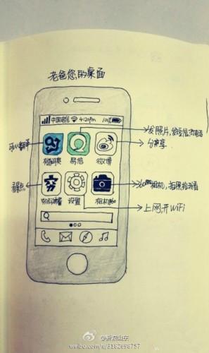 智能机app手绘教程