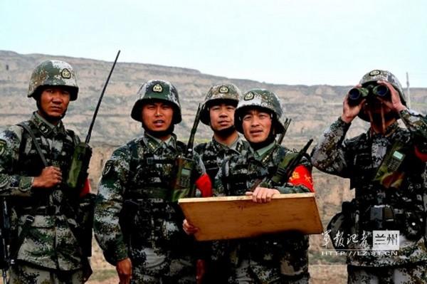 解放军陆军单兵装备