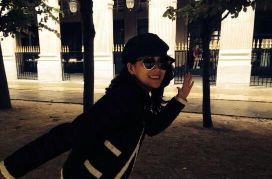 八卦掌的电影-...子怡巴黎公园练八卦掌 再现宗师范儿