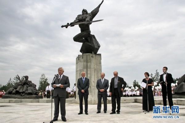 白俄罗斯隆重纪念一战爆发一百周年
