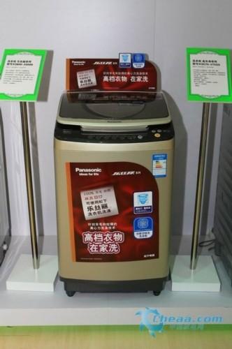 松下xqb80-x800n洗衣机外观