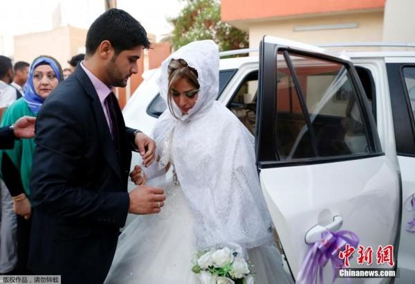 伊拉克什叶派小伙迎娶逊尼派美女