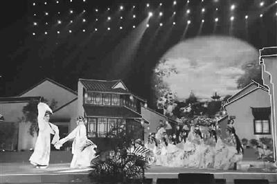 2014年中央电视台中秋晚会现场