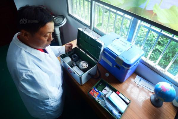 《鄉村醫生與農村居民簽約服務協議書》