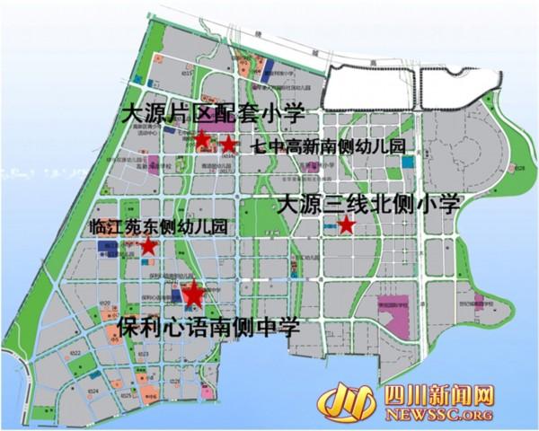 成都市高新区属于哪个区图片