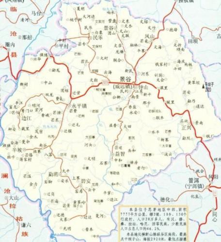 茂道吐塔林地图