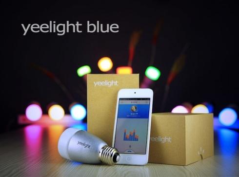 蓝牙遥控led灯泡 让音乐转化为灯光闪烁