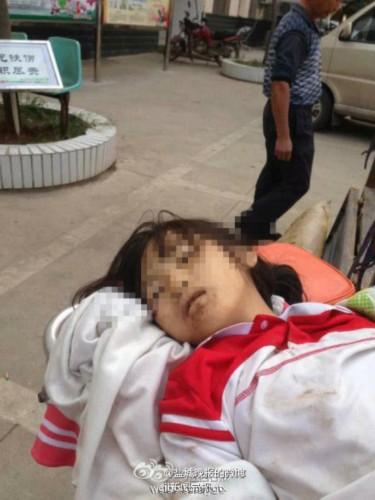 江西高安9岁女童喝农药自杀疑跟父母斗气(图)