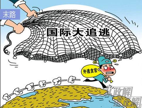 【政解No.135】贪官外逃 去哪都是末路_新闻中
