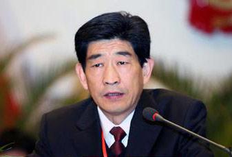 安徽淮北市政协主席阚相华接受调查(图)