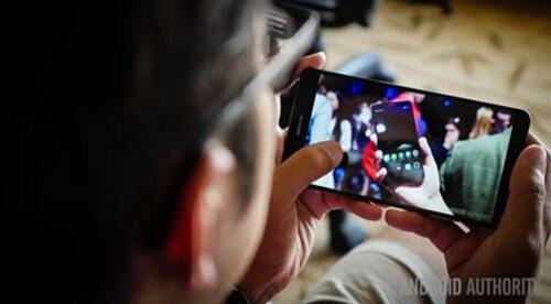 外媒解析mate7 华为是智能手机巨头们的巨大威胁 高清图片